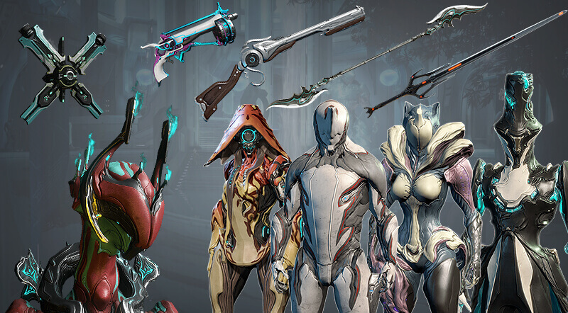 Warframe TennoGen - Steam Workshop Help
