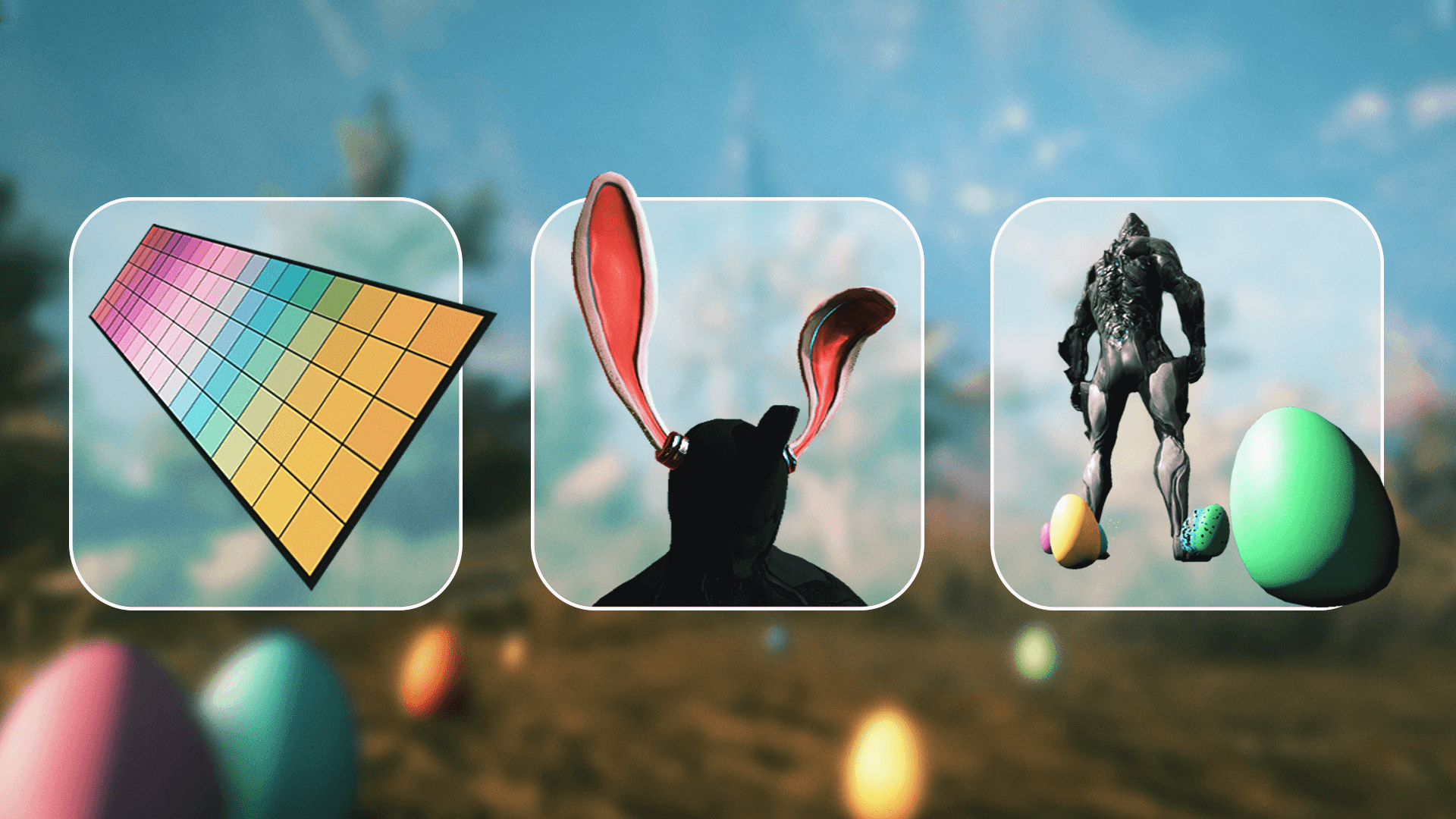 warframe easter, Warframe Easter Event Now Live; Next Patch Coming to Consoles on April 9, MP1st, MP1st