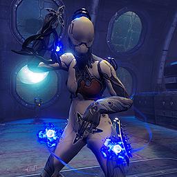 Warframe Nova Prime