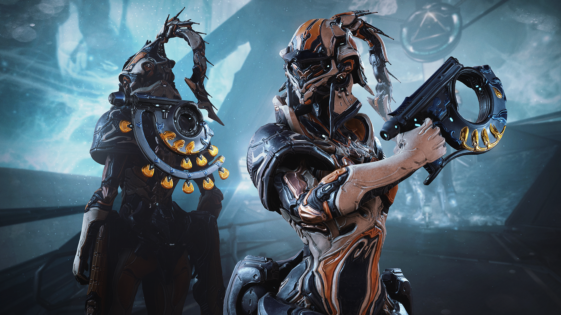 Warframe June 30 Update, Warframe June 30 Update Now Out, Brings It to 1.85 and The Deadlock Protocol Content, MP1st, MP1st