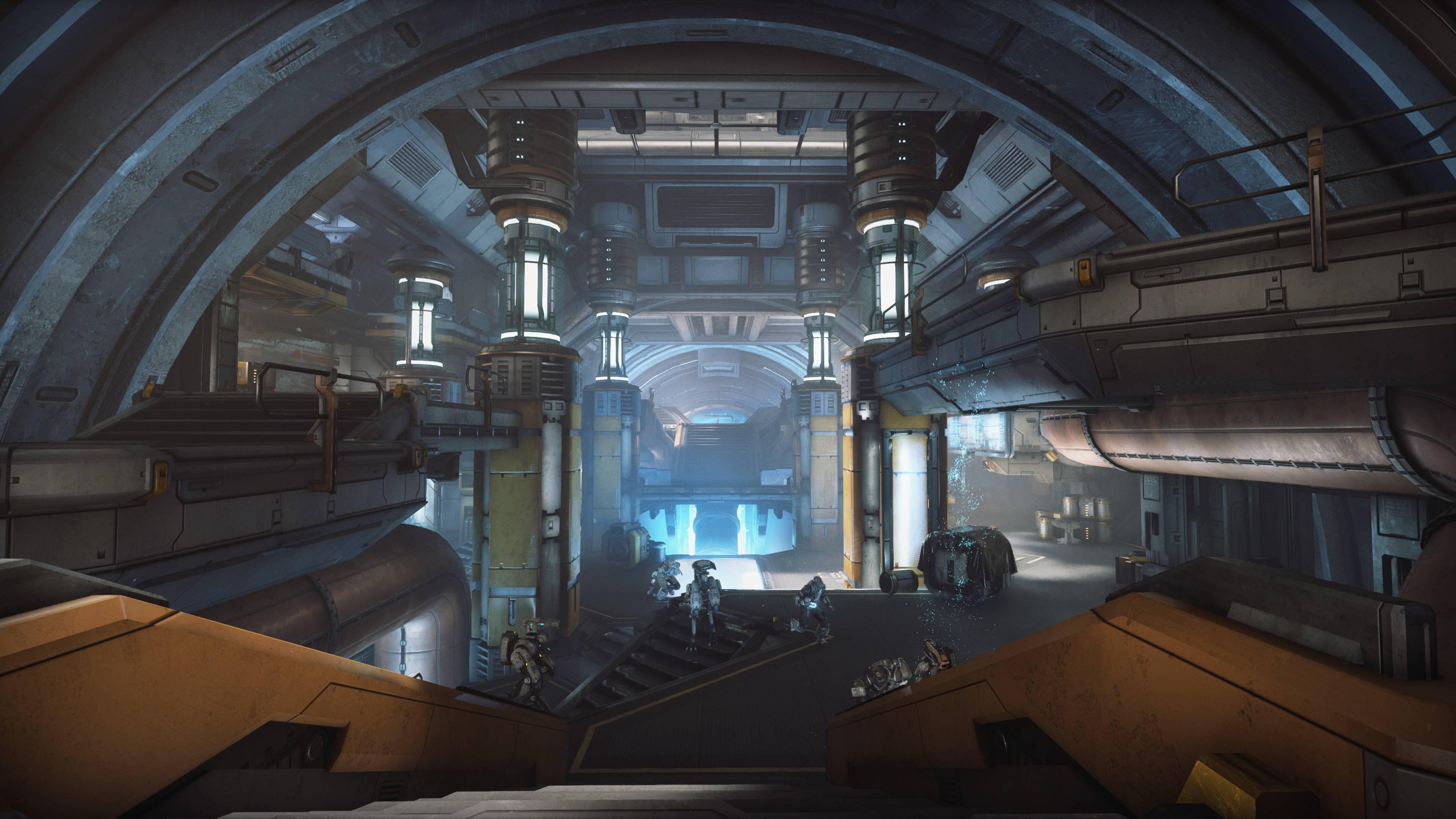 corpus interior