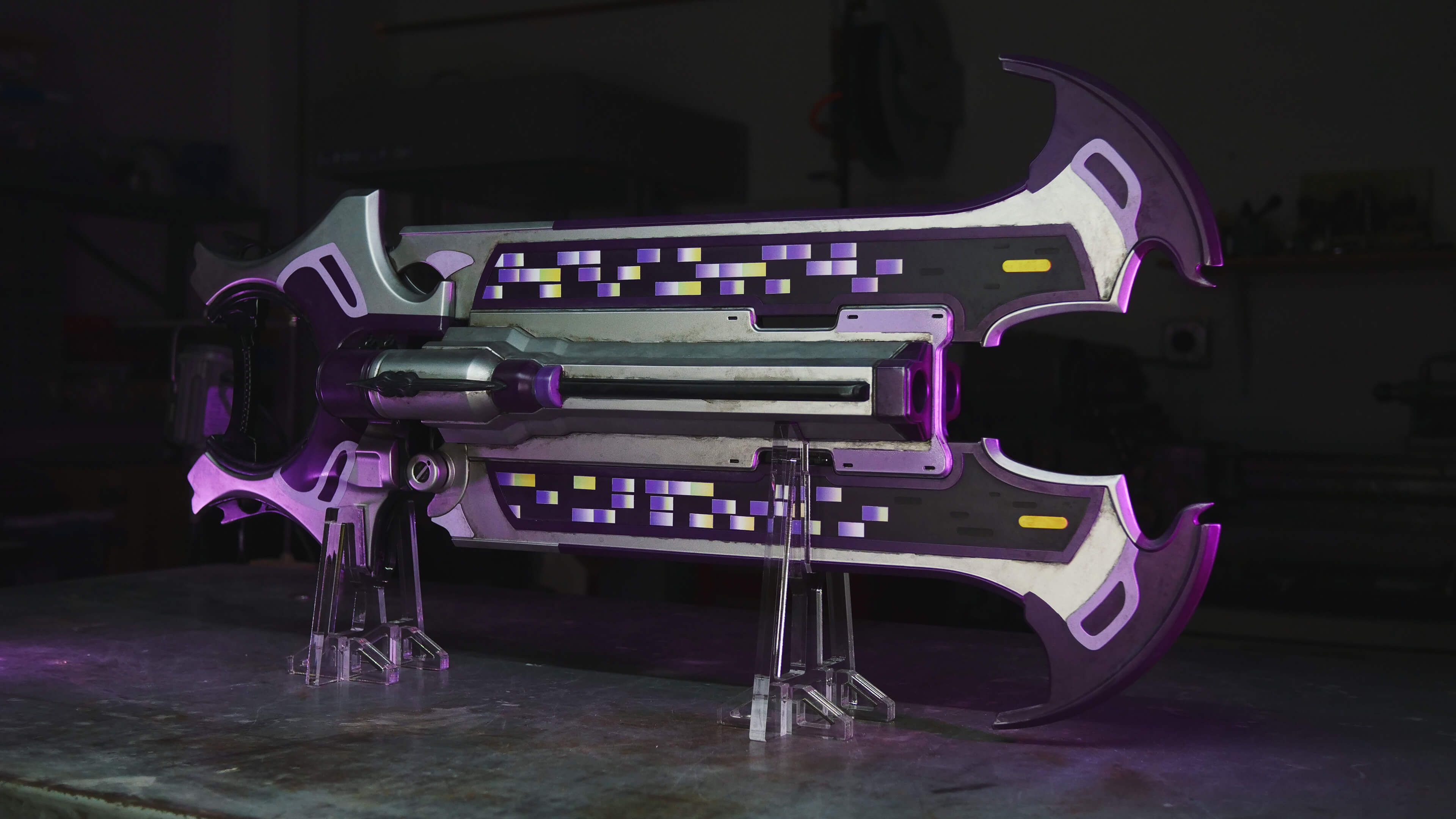 Craft your very own Redeemer with Volpin Props