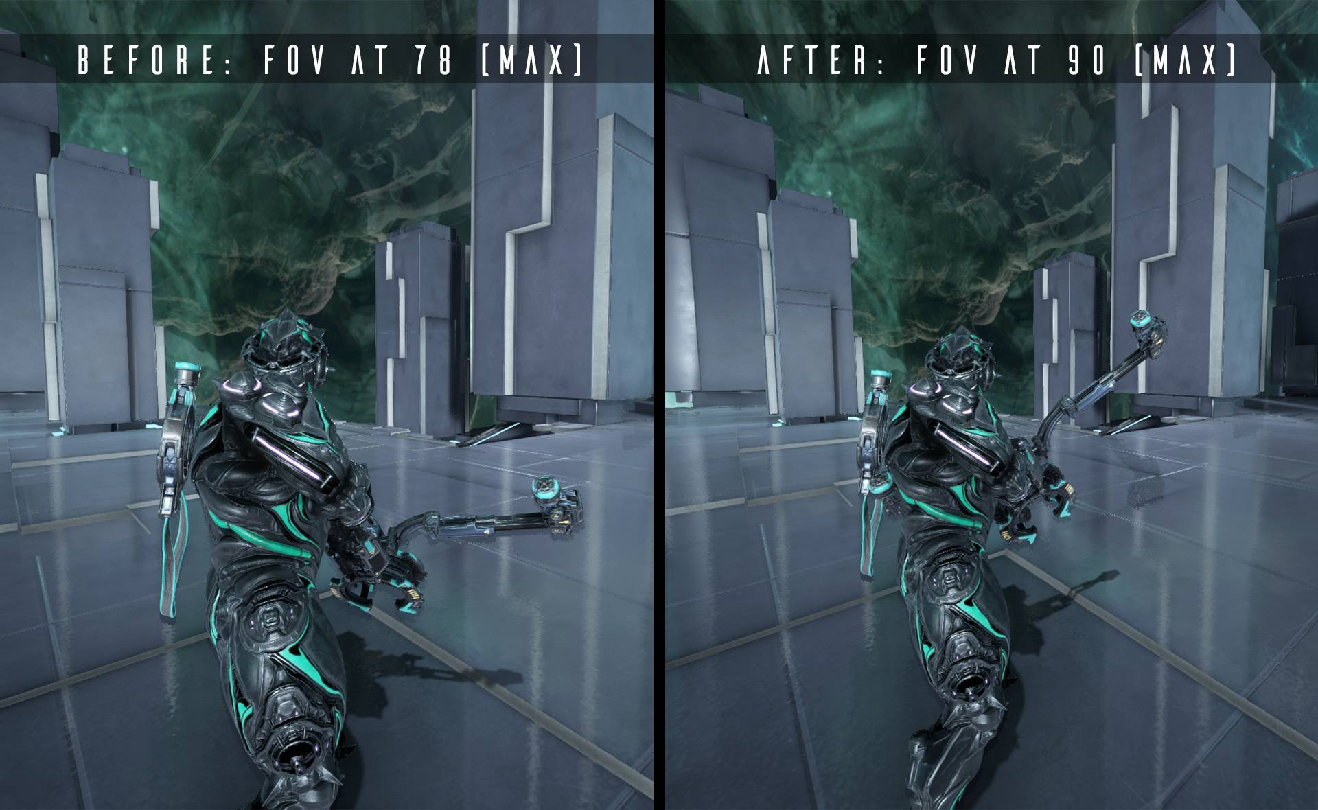 warframe update 1.83, Warframe Update 1.83 Out, Here's the Long List of Changes in 27.2.2, MP1st, MP1st