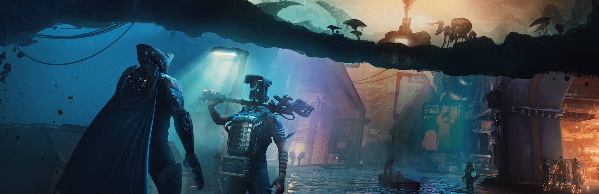 Fortuna Introduces A Vast Frigid Venus Wasteland Populated With Specialized Corpus Units An Alien Ecosystem And Subterranean Mysteries