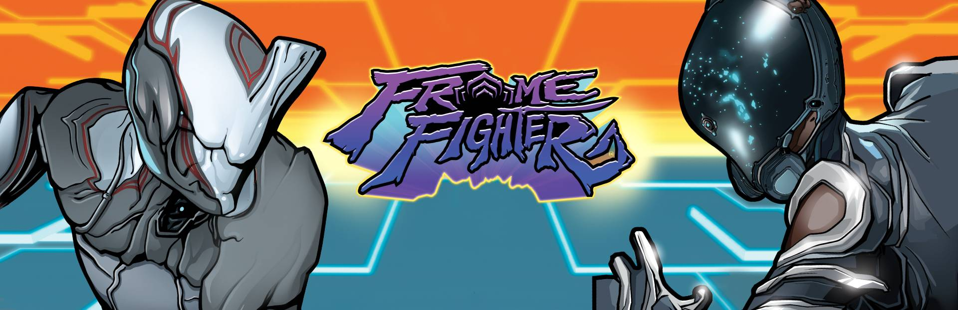 Frame Fighter Banner