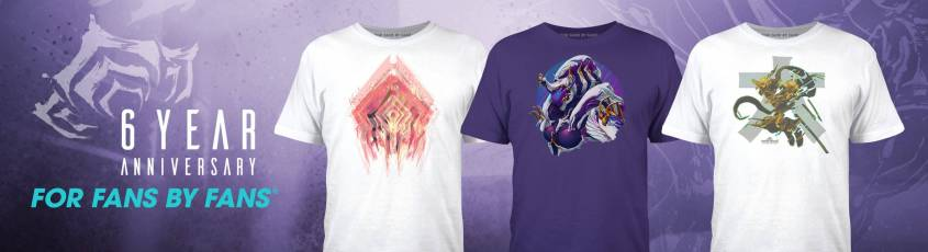 Warframe: New For Fans by Fans Collection Available