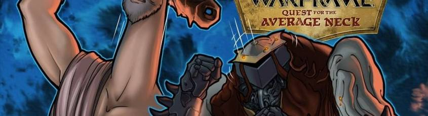 Warframe: Path of Warframe: The Quest for the Average Neck