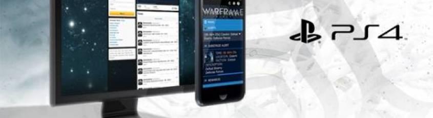 Warframe: WARFRAME PS4™ ALERT TOOLS