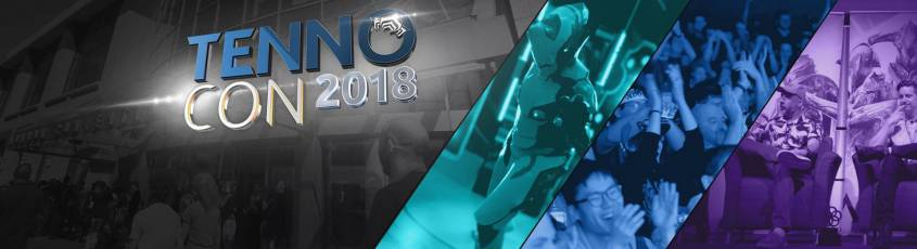 Warframe: TENNOCON 2018 TICKETS ON SALE NOW